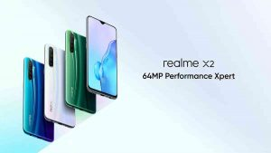 Realme X2 with Snapdragon 730G, 30W fast charging, 64MP cameras